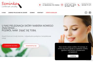 Szminka Centrum Urody - Zabiegi na ciało Kraków