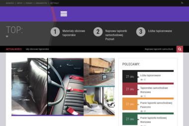 Zakład Tapicerki Samochodowej - Tapicer Samochodowy Lublin