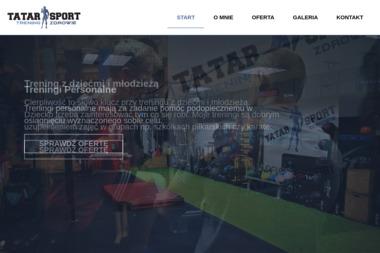 TATAR SPORT - Trener personalny Płock