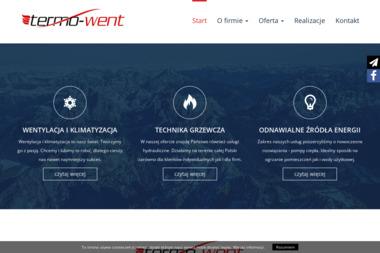 TERMO-WENT - Urządzenia, materiały instalacyjne Tarnów