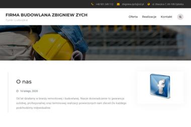 Firma Budowlana Zbigniew Zych - Remonty biur S艂ubice