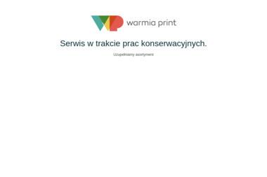 Warmia Print - Kalendarze Olsztyn