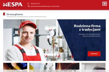 """Zakład instalacyjno-inżynieryjny """"WESPA"""" - Grzejniki Kleczew"""