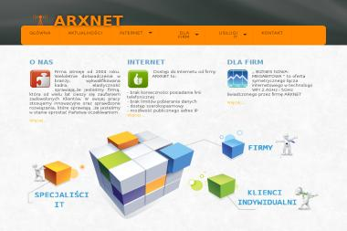 ARXNET - Internet Kotuń