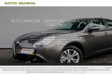 Auto-Magda - Samochody osobowe używane Gniezno