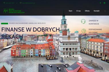 Biuro Rachunkowe Angelika Wieloch - Rozliczanie Firmy Poznań