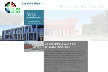 CLIM-BUD - Klimatyzacja Gorzów Wielkopolski