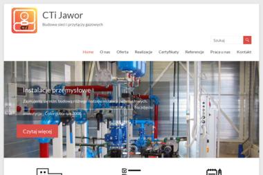 CTi-Jawor - Instalacje grzewcze Jawor
