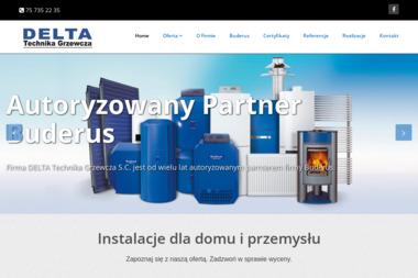 DELTA Technika Grzewcza - Instalacje grzewcze Bolesławiec