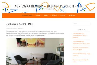 Agnieszka Dembny - Terapia i Edukacja - Psycholog Oława