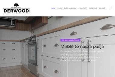 Pracownia mebli Derwood - Kuchnie Pod Zabudowę Olecko