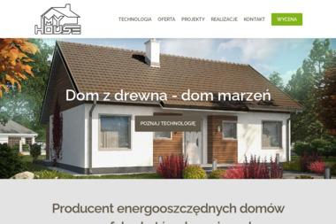 P.P.H.U. MyHouse Paweł Krawczyk - Budowa domów Przystajń