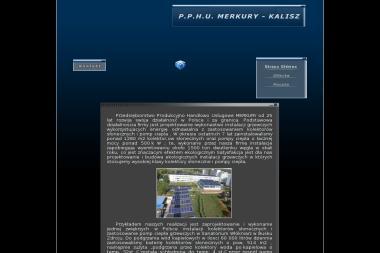 P.P.H.U. Merkury - Montaż Kolektorów Słonecznych Kalisz