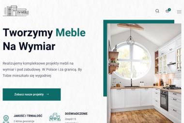 Zakład produkcyjny E.M-MEBLE - Meble Na Zlecenie Suwałki