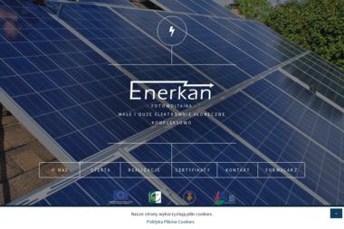 Enerkan - Energia odnawialna Tuchola
