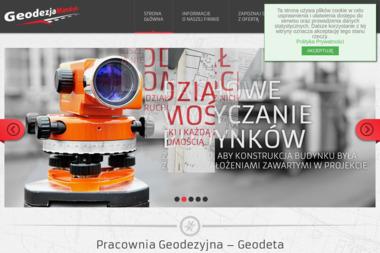 GeodezjaMandryk.pl - Firma Geodezyjna Nowy Sącz