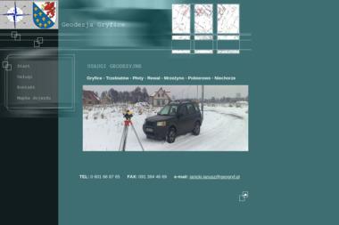 Usługi Geodezyjne Gryfice - Geodeta Gryfice
