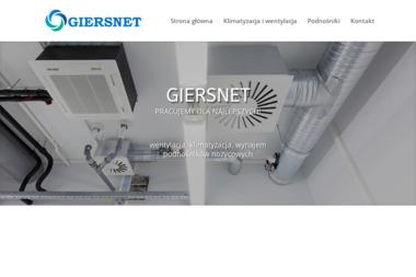 Giersnet - Klimatyzacja Ostrołęka