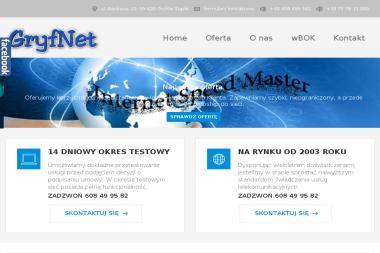 GryfNet - Internet Gryfów Śląski