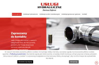 Usługi hydrauliczne Dariusz Dąbroś - Instalacje gazowe Dąbrowa Tarnowska