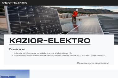 Kazior-Elektro S.C - Ekologiczne Źródła Energii Lubliniec