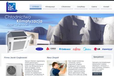 Czajkowski Jacek  Klimatyzacja-Chłodnictwo - Klimatyzacja Zamość