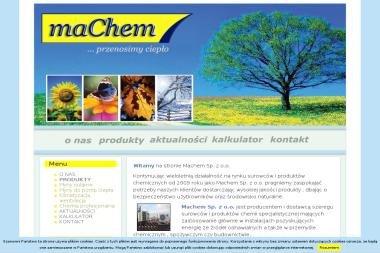 MACHEM sp. z o.o. - Klimatyzacja Wołów
