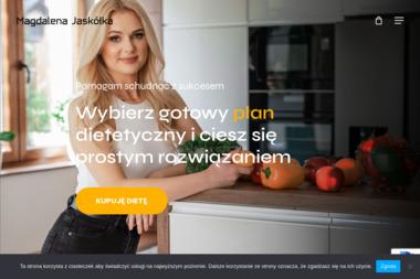 Magdalena Jaskółka - Dietetyk - Dietetyk Krosno