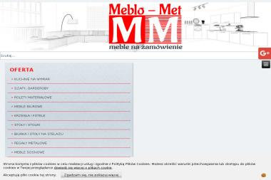 Meblo-Met - Szafy Wnękowe Lublin