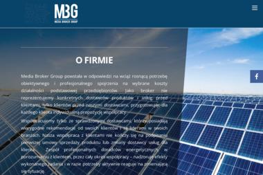 Media Broker Group - Zaopatrzenie w energię elektryczną Warszawa