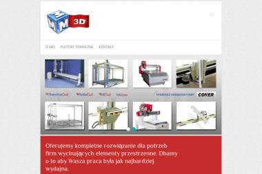 MMM3d Plotery termiczne - Plotery nowe Łódź