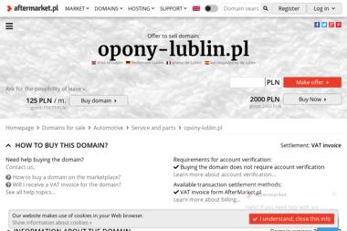 Opony Winiarczyk Zbigniew - Opony i felgi Lublin