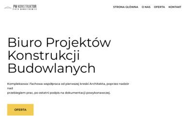 PW KONSTRUKTOR - Rzeczoznawca budowlany Wolsztyn