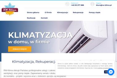 RW-KLIMA - Urządzenia, materiały instalacyjne Bełchatów