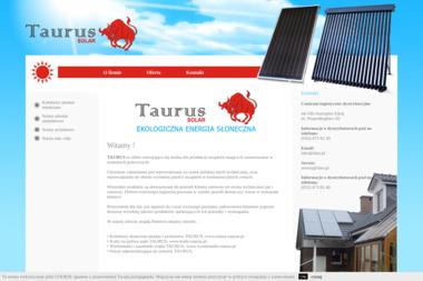 Solary TAURUS - Energia Odnawialna Jastrzębie-Zdrój