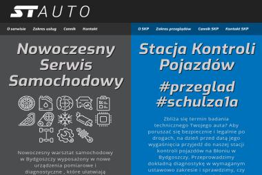 ST Auto Sp. z o. o. - Usługi motoryzacyjne Bydgoszcz