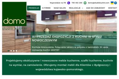 DOMO Studio Kuchni - Projektowanie Wnętrz Bydgoszcz