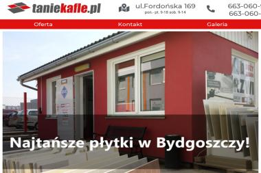 TanieKafle.pl - Płytki Łazienkowe Bydgoszcz