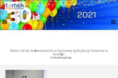 Tomek Sp. z o.o. - Kolektory Słoneczne Gorzów Wielkopolski