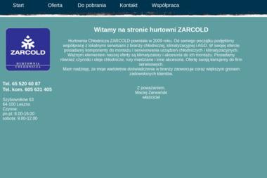 ZARCOLD - Klimatyzacja Do Mieszkania Leszno