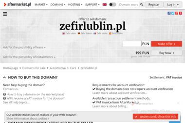 Zefir - Tapicer Samochodowy Lublin
