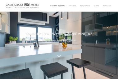 Zambrzycki Meble - Meble na wymiar Pyrzyce
