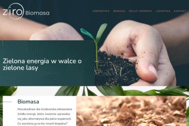 Ziro Pellet - Biomasa Szczecin