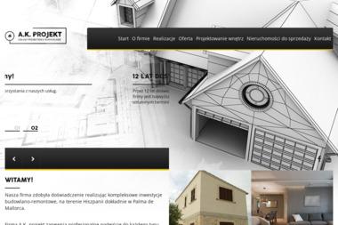 A.K. Project - Projektowanie wnętrz Olsztyn