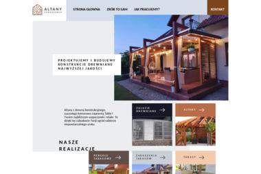 Altany Zadaszenia - Altany Żary