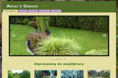 Angel's Garden - Projektowanie ogrodów Mordy