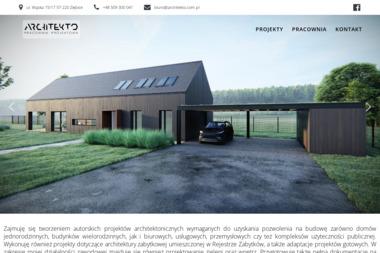 Architekto Pracownia Projektowa - Architekt wnętrz Ziębice