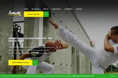 Arue Capoeira - Sporty walki, treningi Jaworzno