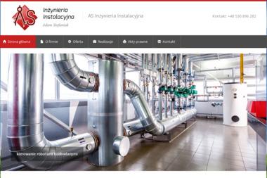 AS Inżynieria Instalacyjna - Projektowanie instalacji sanitarnych Żory