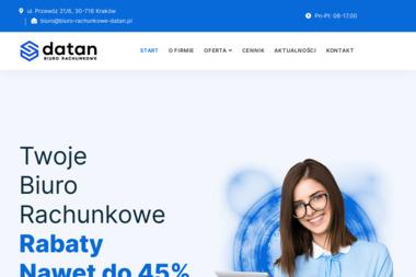 Biuro rachunkowe Datan - Doradca podatkowy Wrocław